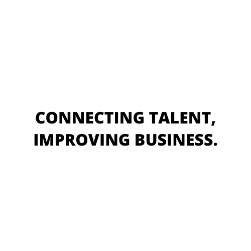 Connecting talent, improving business